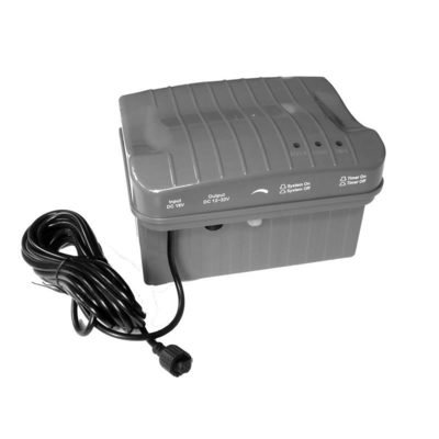 Battery Back-up For PondMax Solar Pond Pumps