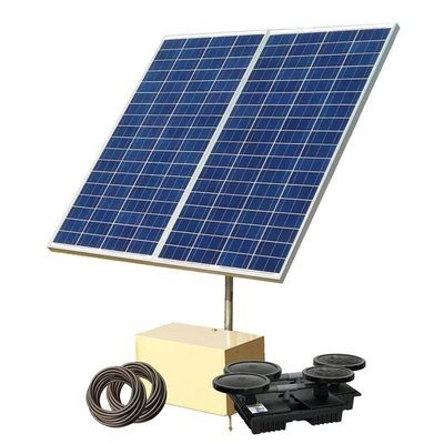 Solar Pond Aeration System - Up to 1.5 Acres