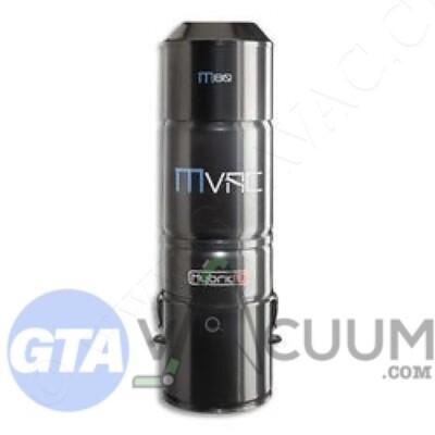 MVac M80 Central Vacuum Power Unit