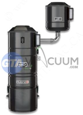 MVac HD7515 Central Vacuum Power Unit