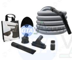 Standard Garage Hose Kit 30-50' W/Air Flow Control