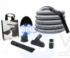 Standard Garage Hose Kit 30-50' W/Air Flow Control