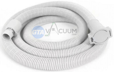 Central Vacuum Extension Hose 12'-18'