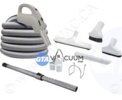 Standard Hose KIT With Floor Brush and Attachment Tools