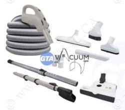 Premium Hose KIT With SEBO ET-1 Powerhead & Attachments