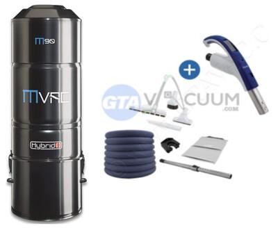 Retraflex Hose System & Mvac M90 Vac Package - Inc. Installation
