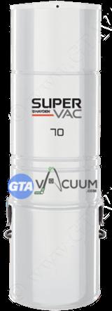 Hayden SuperVac 70 Central Vacuum Power Unit