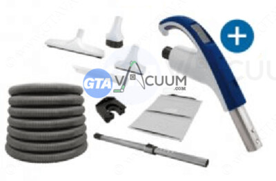 Retraflex Hose KIT With Handle & Attachments