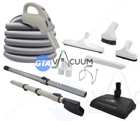 Premium Hose KIT With AIRSTREAM Powerhead & Attachments