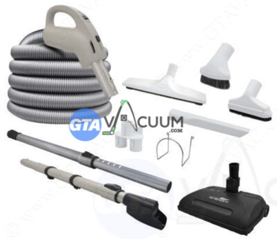 Premium Hose KIT With AIRSTREAM Powerhead & Attachments