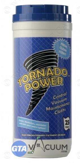 Tornado Power Central Vacuum Maintenance Cloths