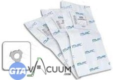 MVac M90 Central Vacuum Bags - 3 Per Package OEM