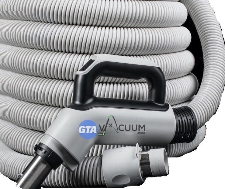 Low Voltage Air Hose With 2 Way ON/OFF Switch Gas Pump Handle