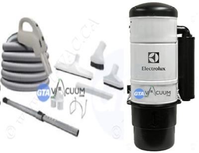 Electrolux QC600 Quiet Clean Central Vacuum Package