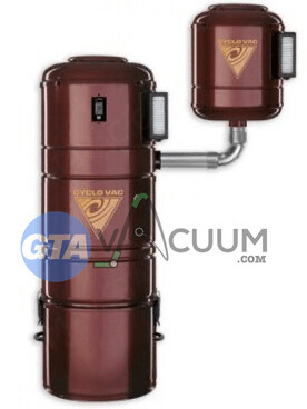 Cyclovac 7515 Central Vacuum Power Unit