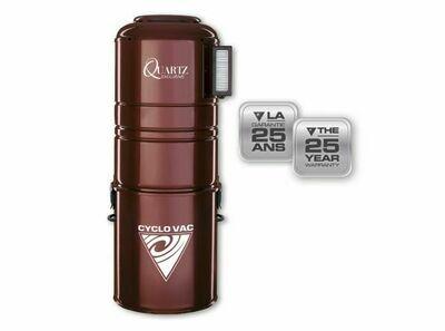 CycloVac Quartz / GS725 Power Unit with bag 25 Yrs Warranty
