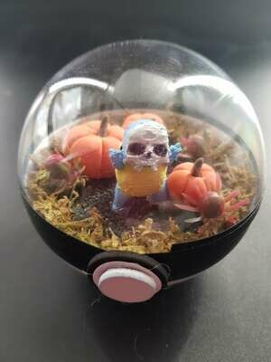Halloween Squirtle