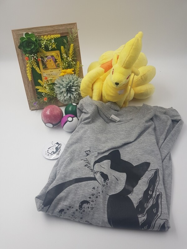 Pokemon mystery bag