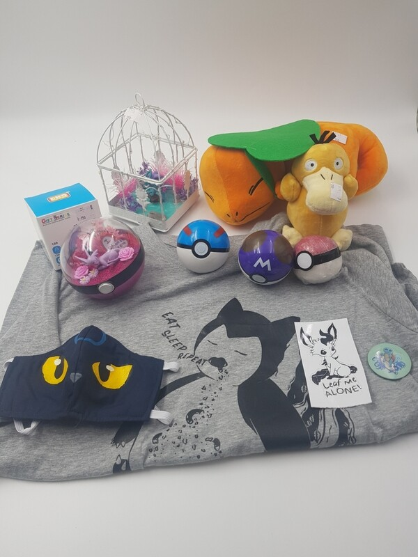 Pokemon mystery box