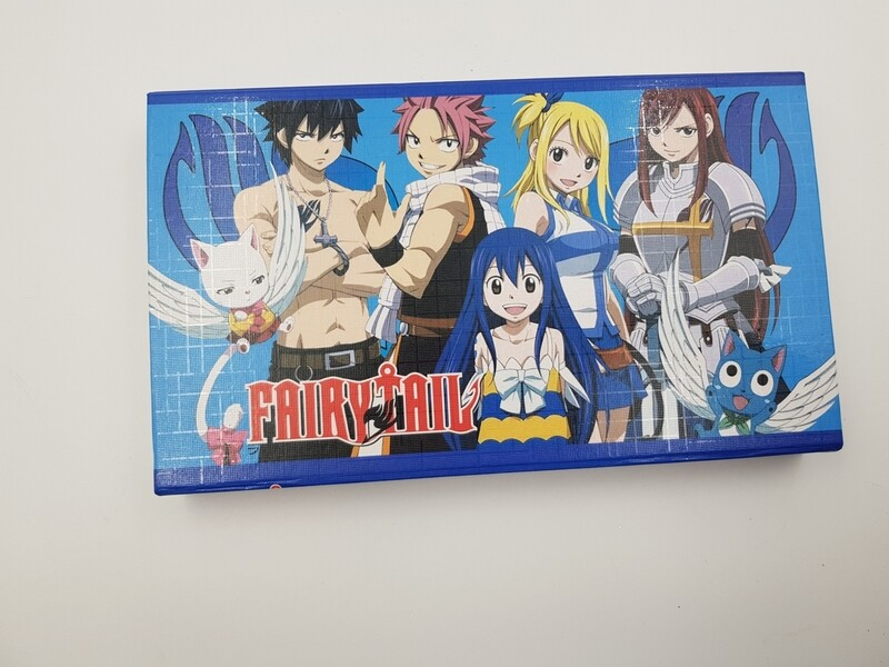 Fairy tail key set