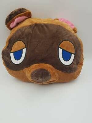 Animal crossing pillow