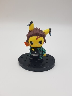 Tanjiro pikachu
