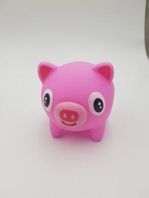 Piggy jabber ball