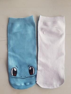 Squirtle socks
