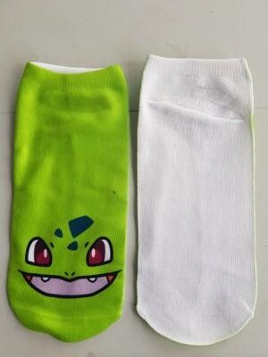 Bulbasaur socks