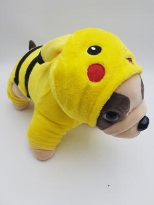 Pikachu pet clothes