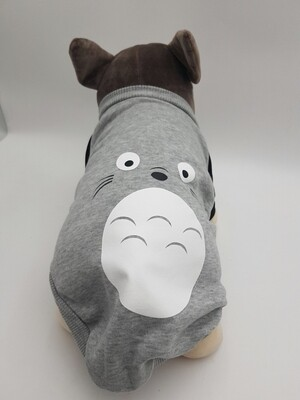 Totoro pet clothes