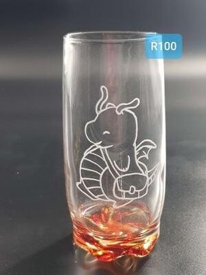 Dragonite glass