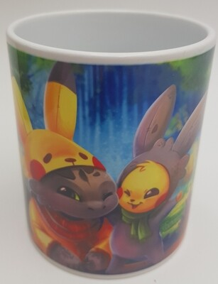 Pikachu toothless