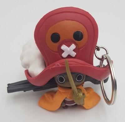 Chopper keychain