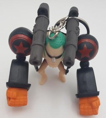 Franky keychain