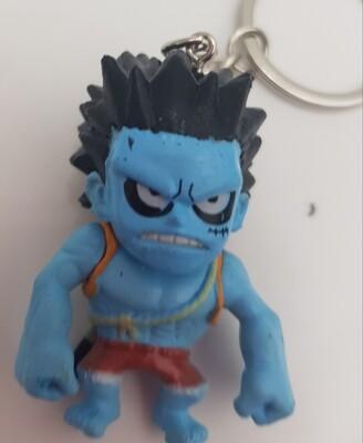 Luffy  keychain