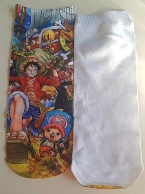 One piece socks