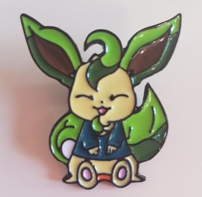 Leafeon pin