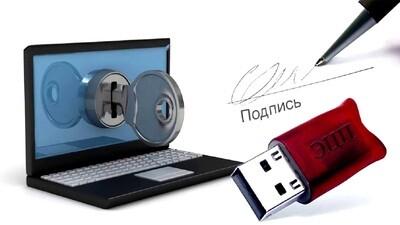 Электронные цифровые подписи
