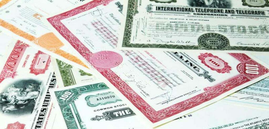 Регистрация ценных бумаг