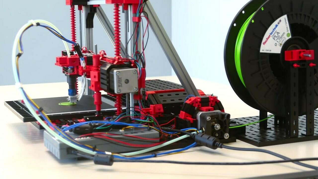 Оборудование для 3D печати, расходные материалы