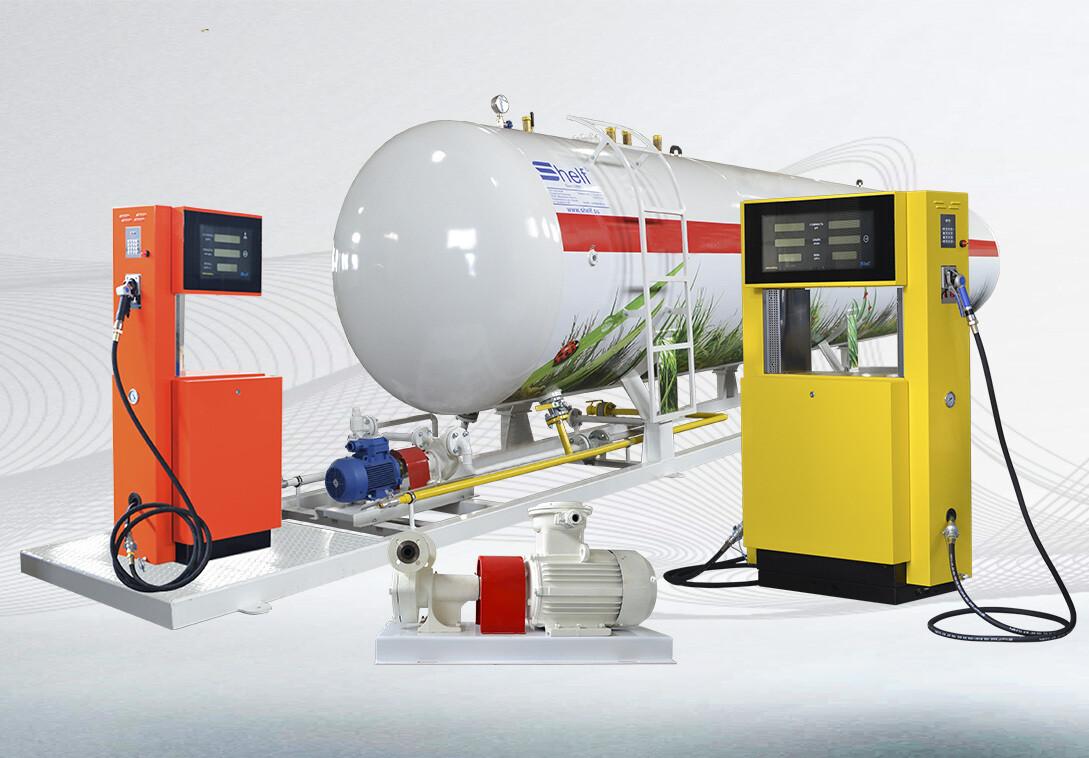 Оборудования для АЗС, нефтебаз