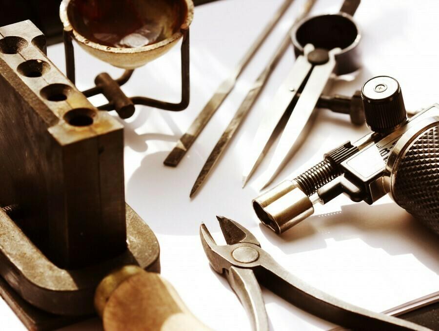 Оборудование, инструмент для ювелирного производства