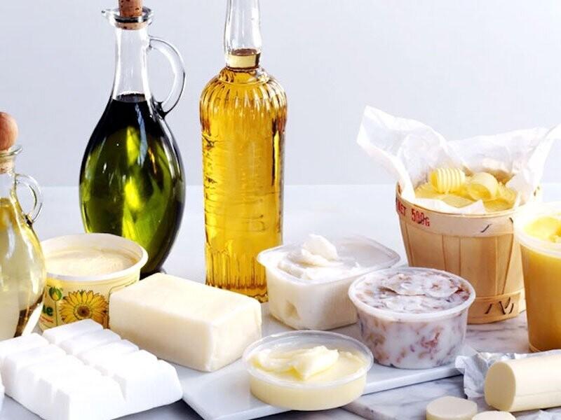 Жир и маслопродукты