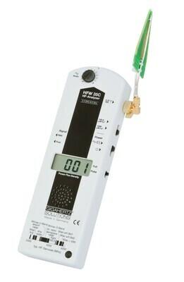 Hochfrequenz-Messgerät-HFW35C (2.4 - 6.0 GHz)