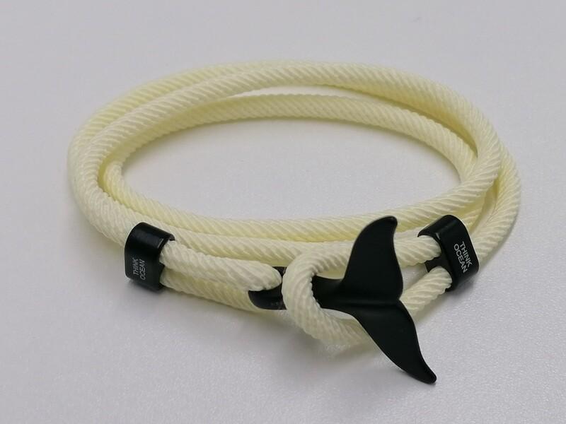Think Ocean Original White Bracelet
