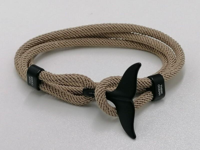 Think Ocean Original Brown Bracelet