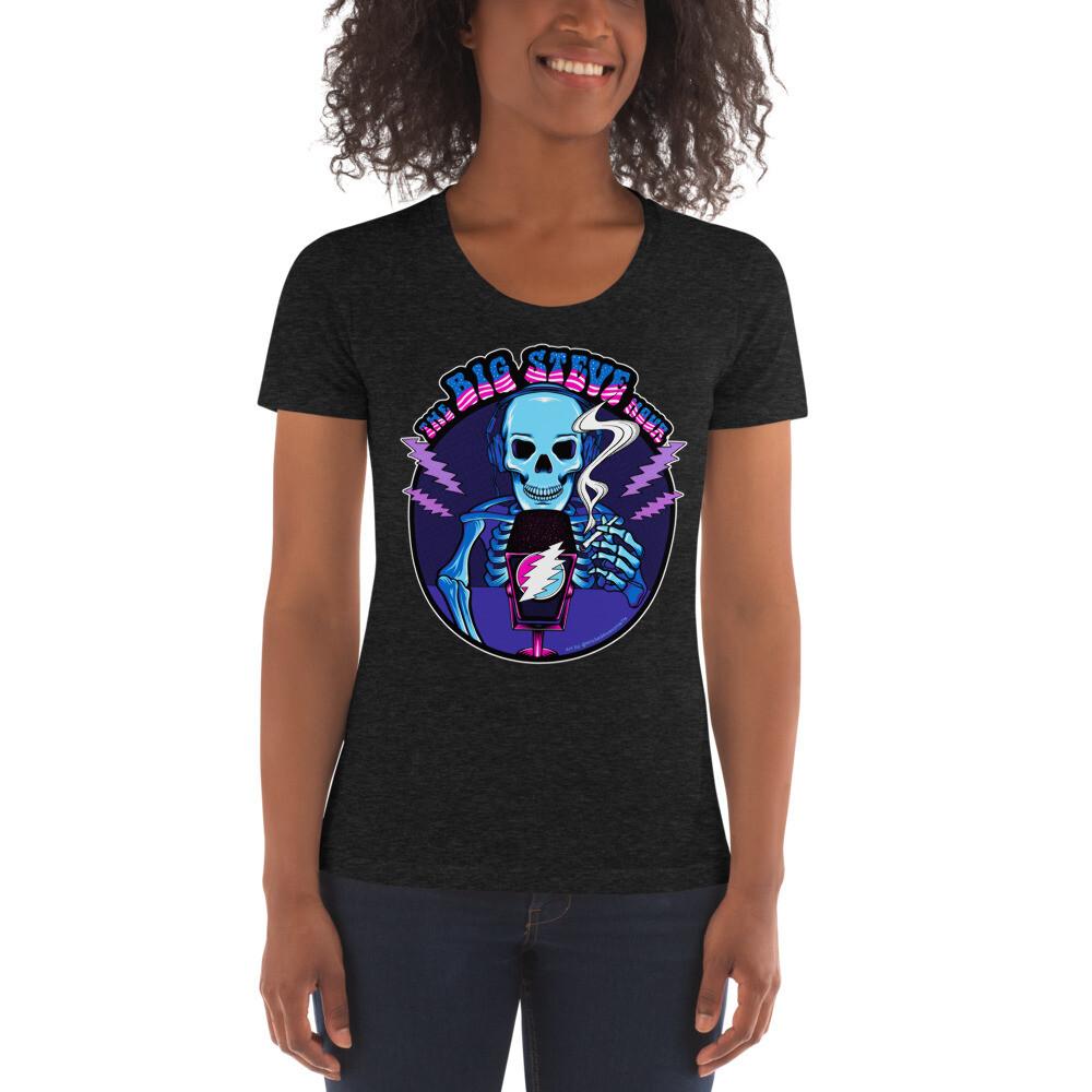 Big Steve Hour Women's Crew Neck T-shirt