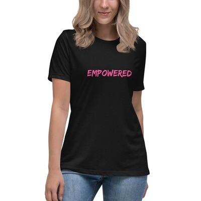 Empowered Women's Relaxed T-Shirt