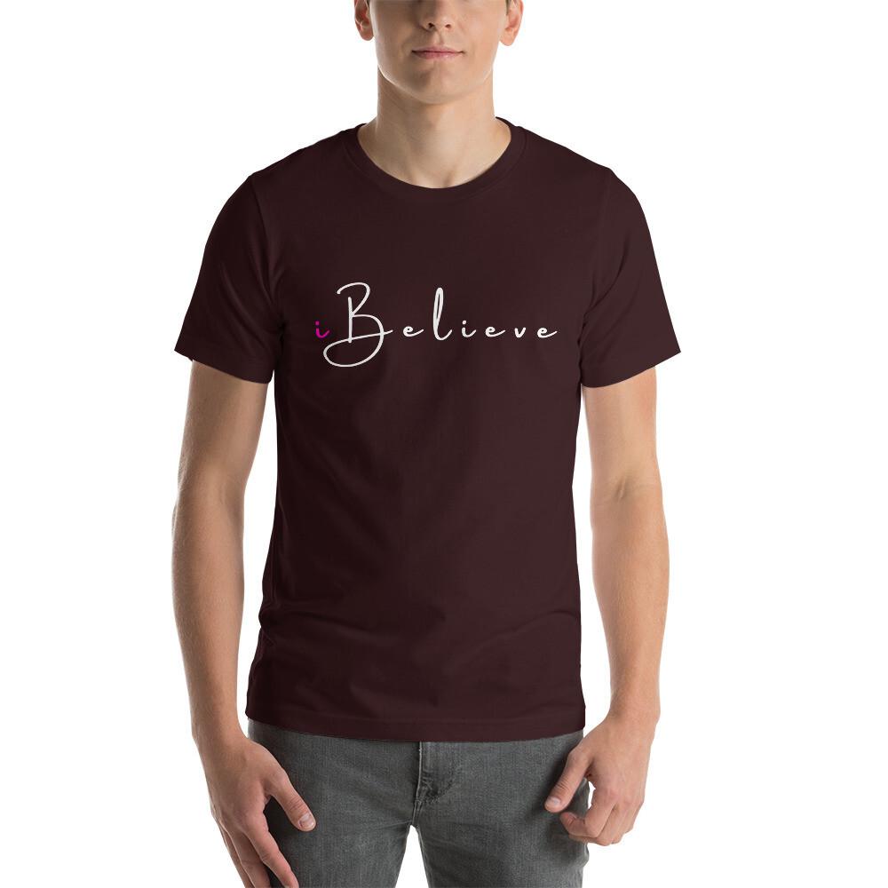 iBelieve - byHISdirection Apparel - Short-Sleeve Unisex T-Shirt